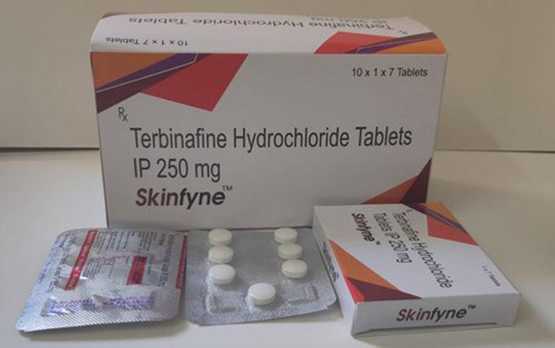 Terbinafine có nguồn gốc Ấn Độ