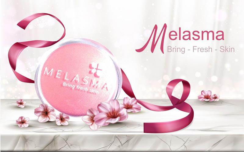 Melasma Bring Fresh Skin - Cách trị đồi mồi từ bên ngoài