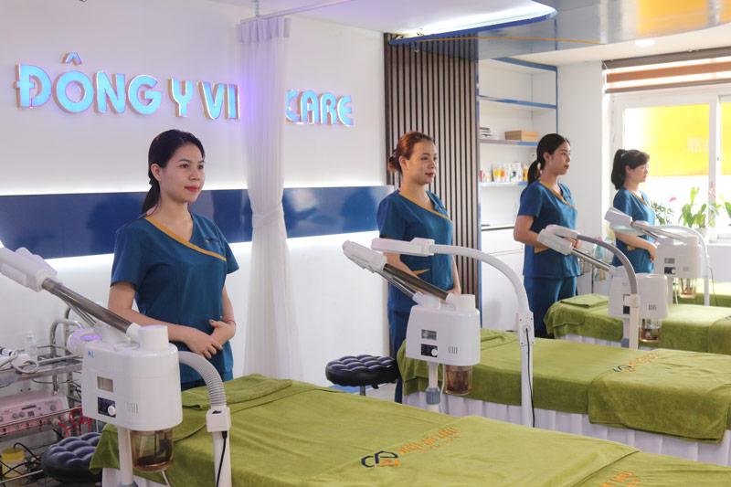 Viện Da liễu Hà Nội - Sài Gòn cam kết mang đến khách hàng những trải nghiệm dịch vụ tốt nhất