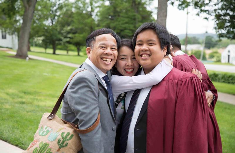 Mẹ thần đồng Đỗ Nhật Nam - Phan Hồ Điệp là giảng viên Khoa Giáo dục đặc biệt Đại học Sư phạm Hà Nội