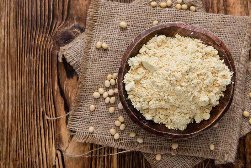 Thực phẩm chức năng dùng tinh chất mầm đậu nành chữa rối loạn nội tiết tố