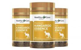 Kangaroo Essence bổ trợ sinh lực nam nhập khẩu từ Úc