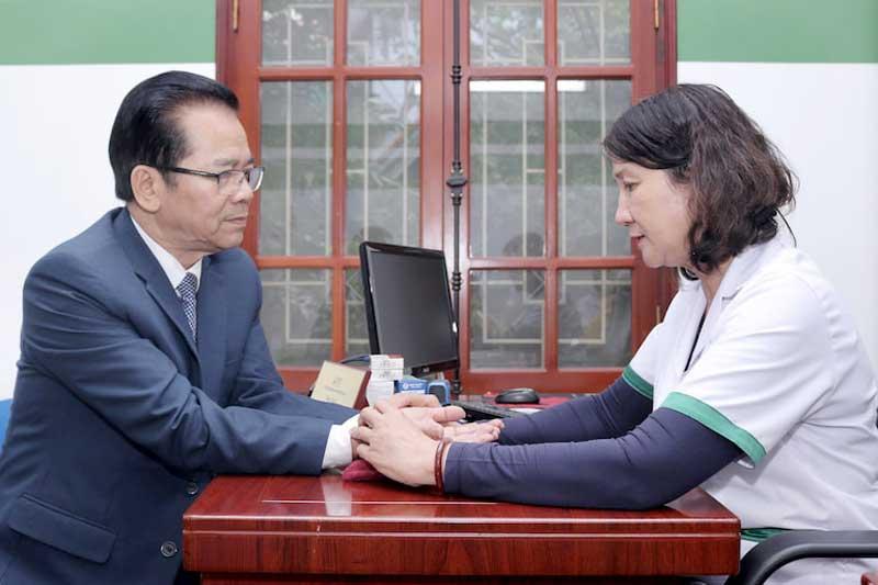 NS Trần Nhượng từng chữa bệnh dạ dày tại Trung tâm Thuốc dân tộc