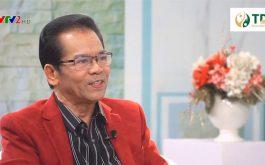 NSND Trần Nhượng chia sẻ về tình trạng bệnh dạ dày của mình