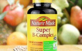 Nature Made Super B-complex: Thành phần, công dụng và cách dùng đúng