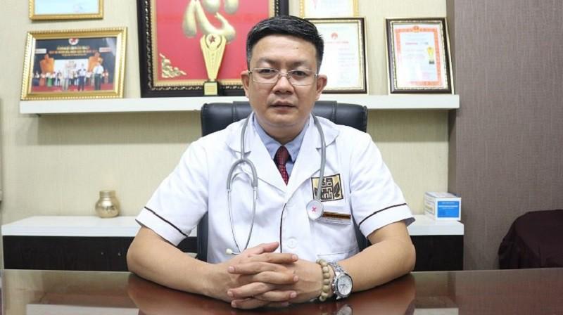Lương y Đỗ Minh Tuấn hiện là giám đốc chuyên môn nhà thuốc Đỗ Minh Đường