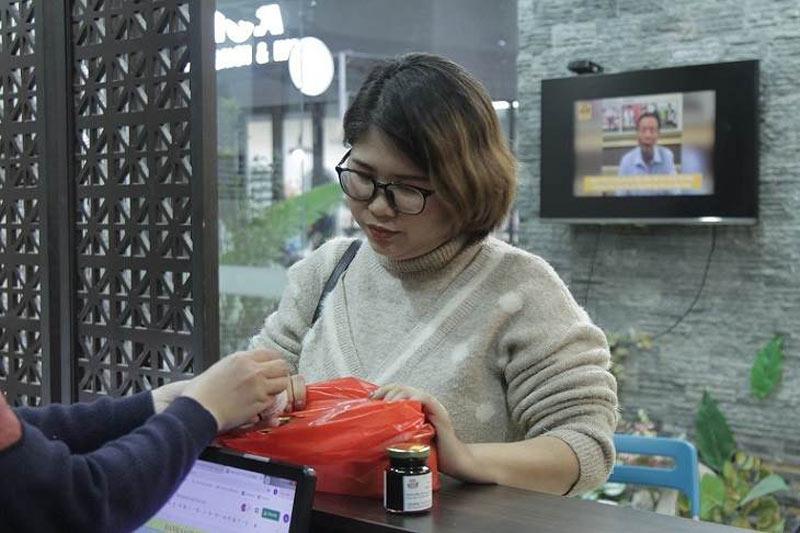 Chị Thanh tin tưởng lựa chọn bài thuốc nam Đỗ Minh Đường chữa viêm họng