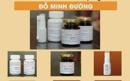 Bài thuốc viêm mũi dị ứng Đỗ Minh Đường
