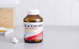 Viên uống bổ khớp Blackmores Joint Formula Advanced - mẫu cũ