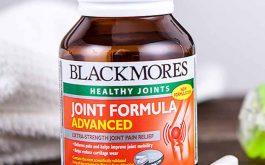 Thành phần sản phẩm Blackmores Joint Formula