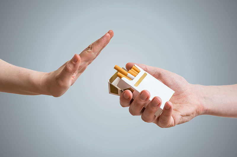 Không hút thuốc lá để tinh trùng khỏe hơn