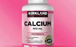 Thông tin về sản phẩm Calcium 600mg D3