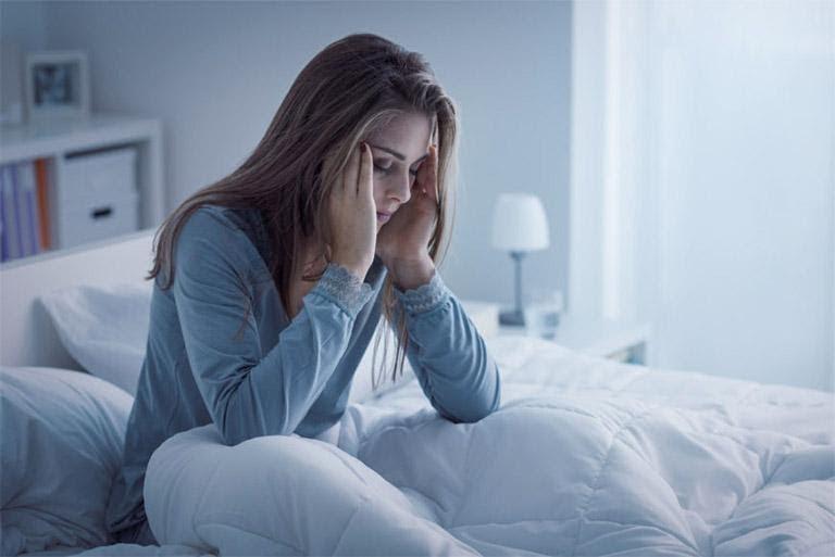 Mất ngủ là căn bệnh rất phổ biến trong xã hội hiện nay