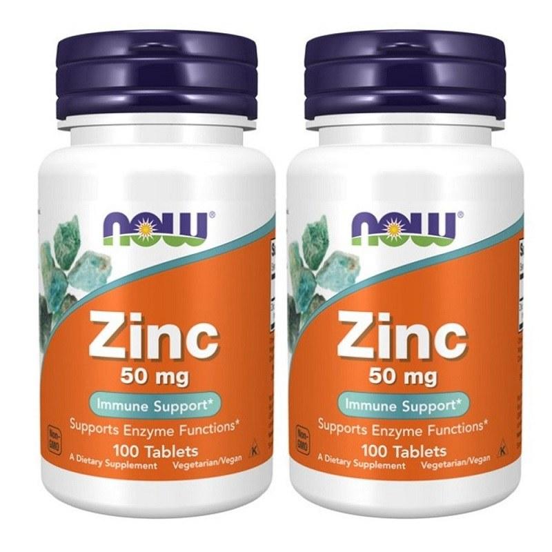 Viên uống Now Zinc nhận được đánh giá tích cực bởi không chứa bất kỳ chất phụ gia nào