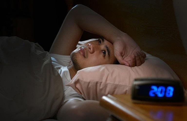 Mất ngủ về đêm làm ảnh hưởng rất lớn đến sức khỏe