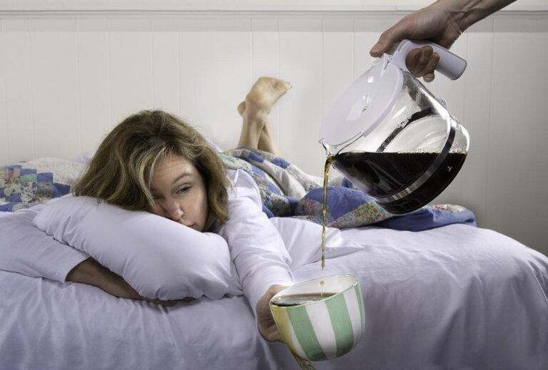 Chế độ ăn uống không khoa học có thể khiến bạn mất ngủ