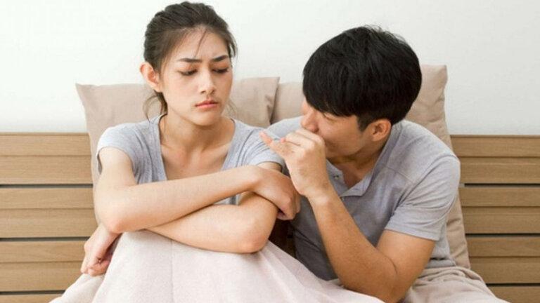 Mất ngủ trong thời gian dài khiến người bệnh trở nên dễ cáu gắt hơn