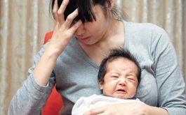 Mất ngủ kéo dài dễ dẫn tới trầm cảm sau sinh