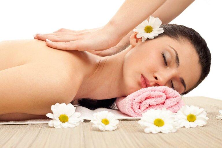 Massage giúp mẹ bỉm sữa có thể ngủ ngon hơn