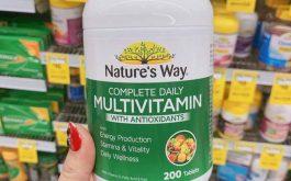 Viên uống Nature's way multivitamin mang lại rất nhiều lợi ích cho sức khỏe người dùng
