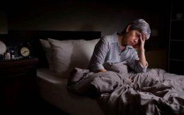 Mất ngủ về đêm do rất nhiều nguyên nhân khác nhau