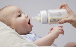 sữa tăng cân cho bé dưới 1