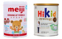 Sữa tăng chiều cao cho bé 1 tuổi