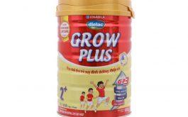 Cải thiện chiều cao cho bé với Dielac Grow Plus 2+