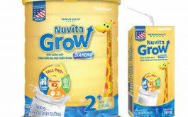 Nuvita Grow Diamond có chứa đầy đủ dưỡng chất thiết yếu
