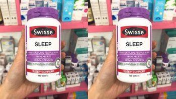 Swisse sleep của úc