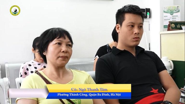 Cô Ngô Thanh Tâm (Hà Nội)