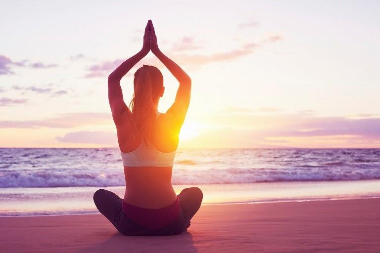 Yoga cân bằng âm dương giúp ngủ ngon, sâu giấc