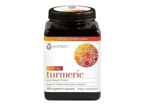 Youtheory Turmeric là sản phẩm thực phẩm chức năng nổi bật của thương hiệu Nutrawise