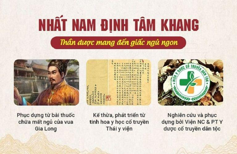 Bài thuốc chữa mất ngủ được phục dựng từ Thái Y Viện triều Nguyễn