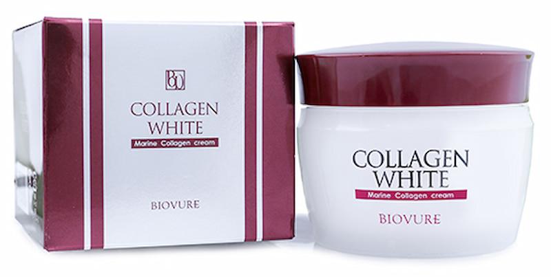 Collagen White Biovure xuất xứ từ Nhật Bản