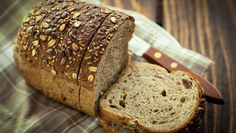 Bánh mì nguyên hạt rất tốt cho sức khỏe