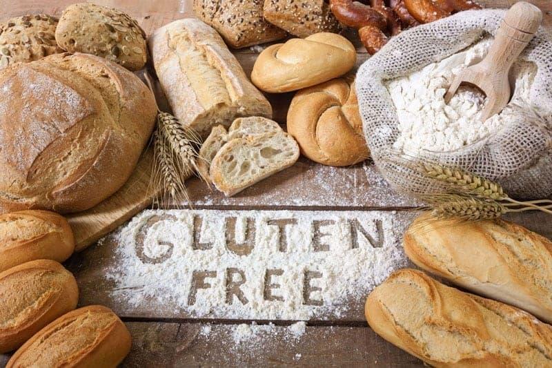 Khi bị đau dạ dày, bạn nên ăn loại bánh mì không chưa gluten