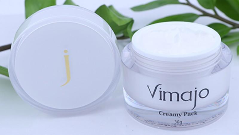 Mặt nạ ủ Vimajo Creamy Pack Nhật Bản trị sạm da