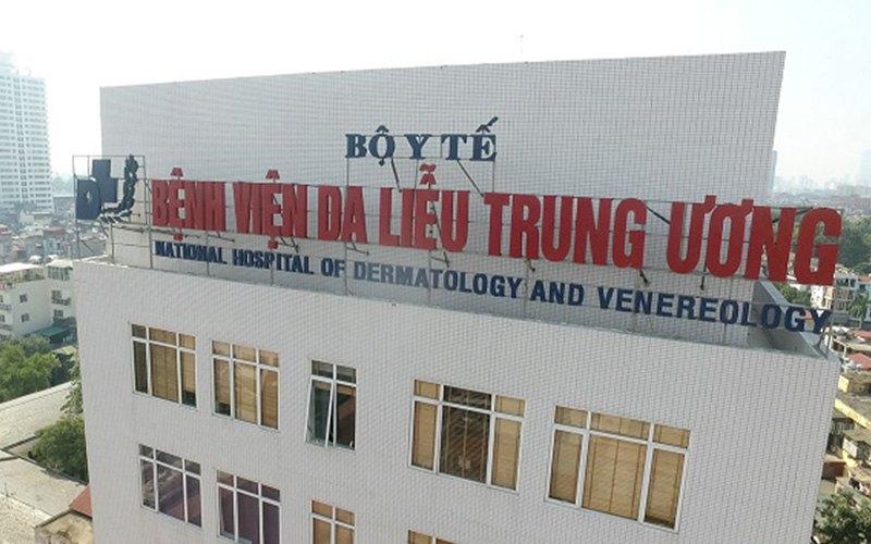 Bệnh viện Da Liễu Trung Ương là địa chỉ chữa bệnh da liễu uy tín