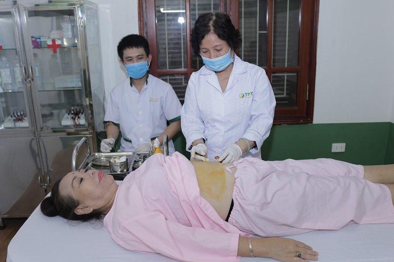 NS Thu Hà đã khỏi bệnh nhờ trị liệu Đông phương Y pháp