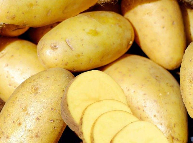 Trị sạm da bằng Khoai tây có thể nói là phương pháp rẻ tiền mà hiệu quả