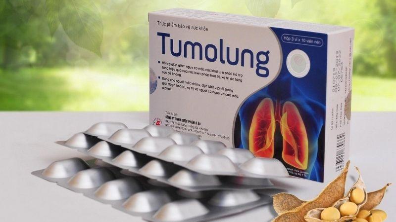 Thực phẩm chức năng Tumolung