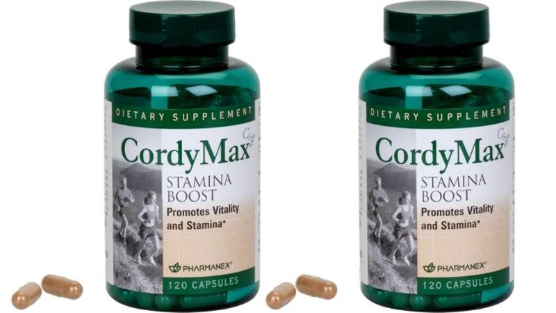 Nuskin CordyMax tăng cường chức năng cho phổi