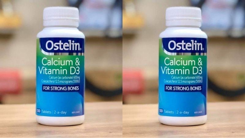 Canxi Ostelin được nhiều người lựa chọn sử dụng hiện nay