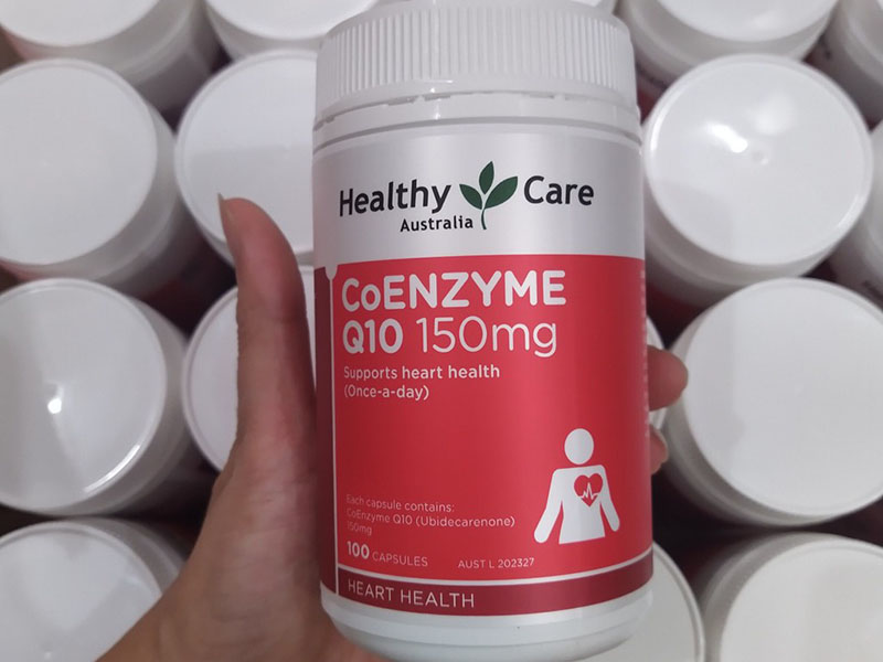Q10 Healthy Care xuất xứ từ Úc
