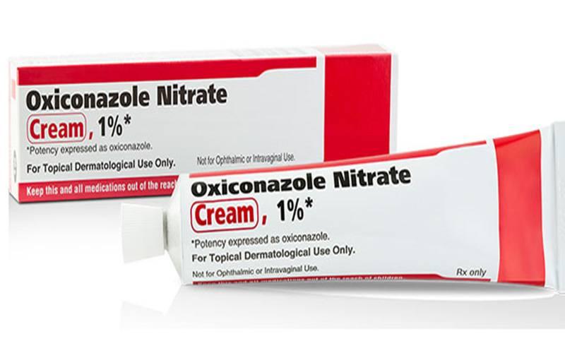 Thuốc Oxiconazole được điều chế dạng kem bôi