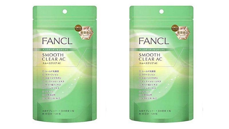 Bạn có thể tham khảo sử dụng viên uống Fancl