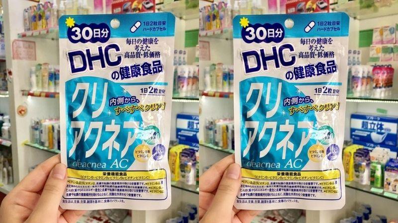 DHC Cleacnea cũng được rất nhiều chị em lựa chọn sử dụng