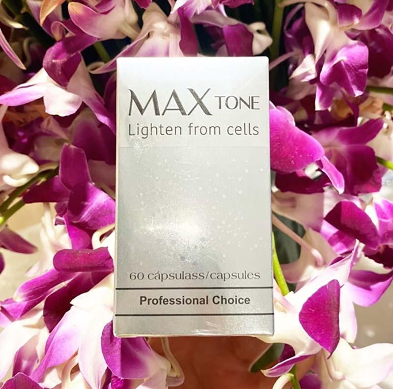 Thuốc trị nám chân sâu Maxtone Lighten from cells