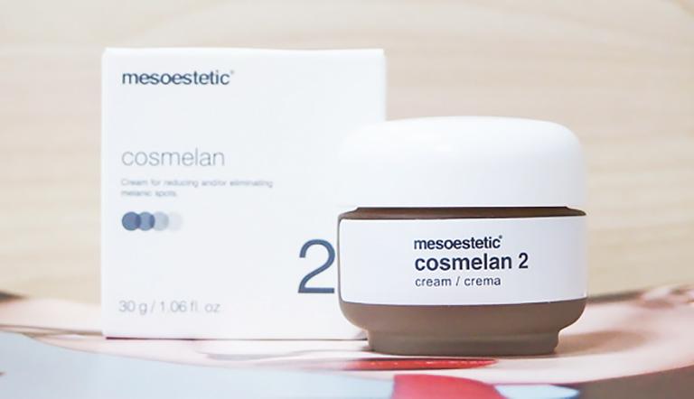 Các loại kem trị nám hỗn hợp chứa nhiều hoạt chất giúp ức chế sự phân bổ, tập trung của hắc sắc tố melanin
